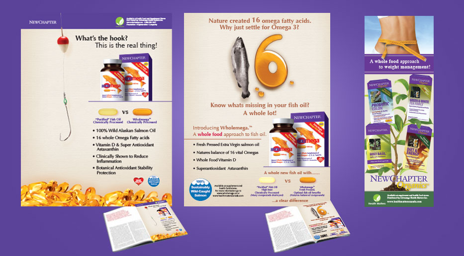 New Chapter – Advertisements