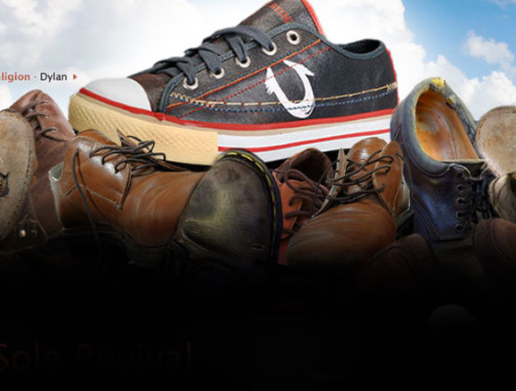 Town Shoes Ad
